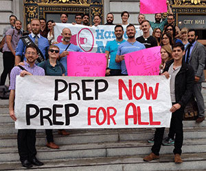 """Campos seeks funds for PrEP access"" – Comments prepared by Robert Grant for the San Francisco Board of Supervisors"