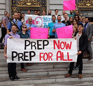 """""""Campos seeks funds for PrEP access"""" – Comments prepared by Robert Grant for the San Francisco Board of Supervisors"""
